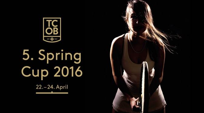 Spring Cup 2016 vom 22. bis 24. April
