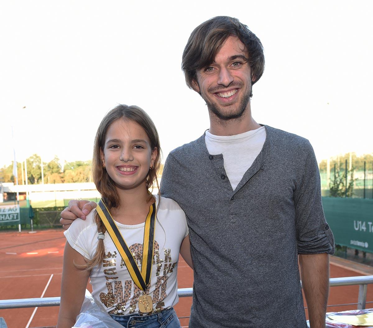 Clubmeisterin U14: Lara Velickovic