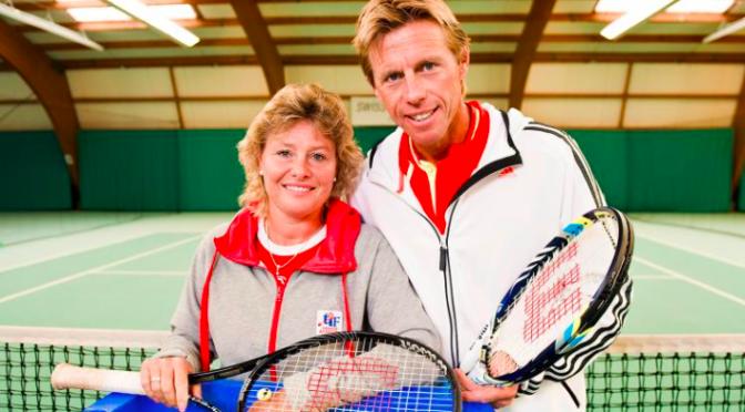 Nicole Züger und Rodolphe Handschin