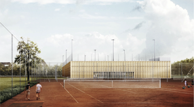 Grünes Licht für die erste Basler Tennishalle