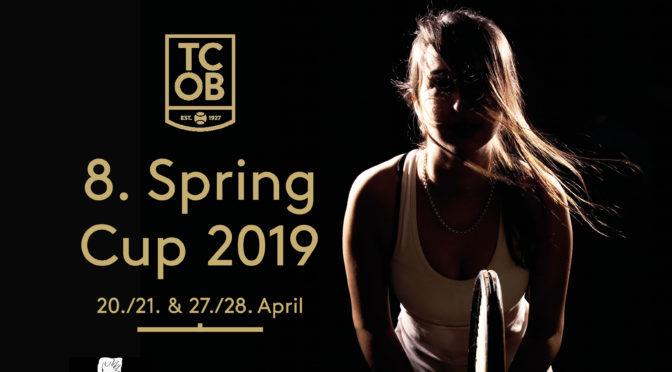 Der Frühling ruft: Spring Cup IC-Vorbereitungsturnier ist online