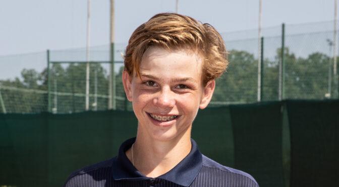 Henry Bernet gewinnt CorpoSana Tennis Open