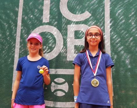 Junior Cup: Herzliche Gratulation an die Gewinnerinnen